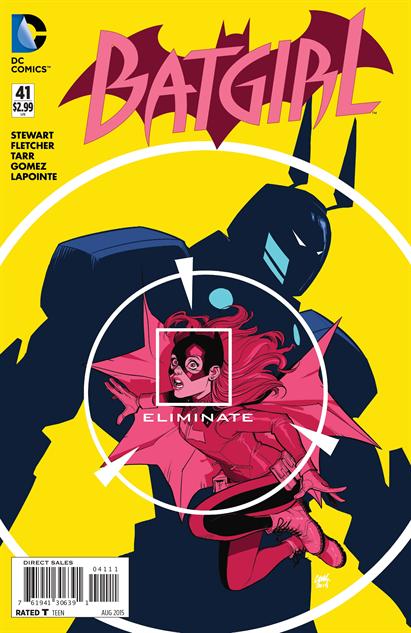 comicsstoked624 batgirl41