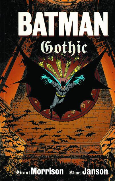 comicsstoked722 batmangothic