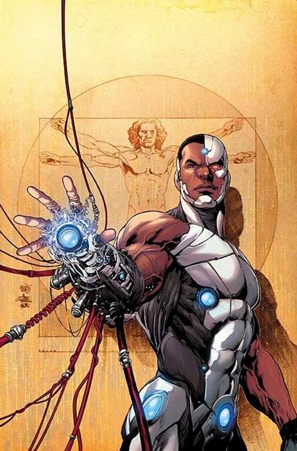 comicsstoked722 cyborg