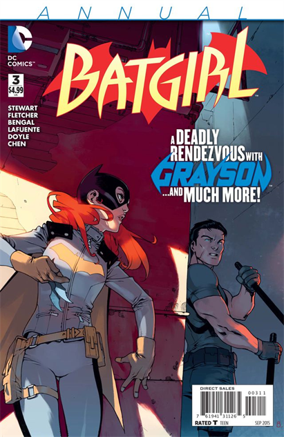 Comics We're Excited About for 7/29/2015