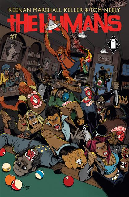 comicsstoked85 thehumans
