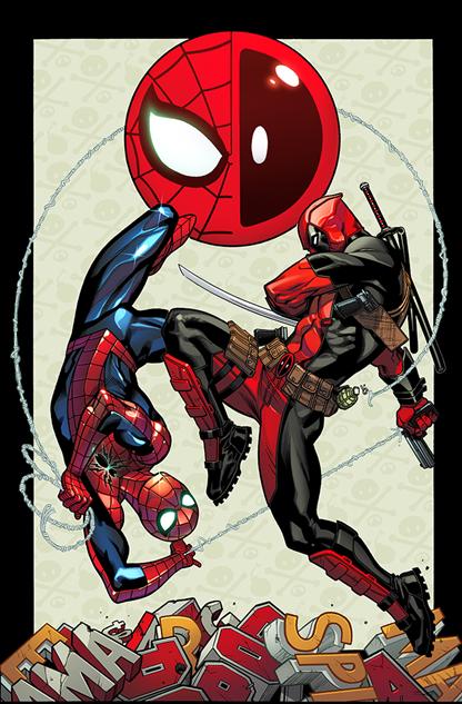 comicsstokedjan6 spidermandeadpool