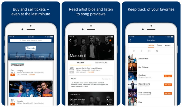 10 iOS Apps to Find the Best Summer Concerts :: Tech :: Ios