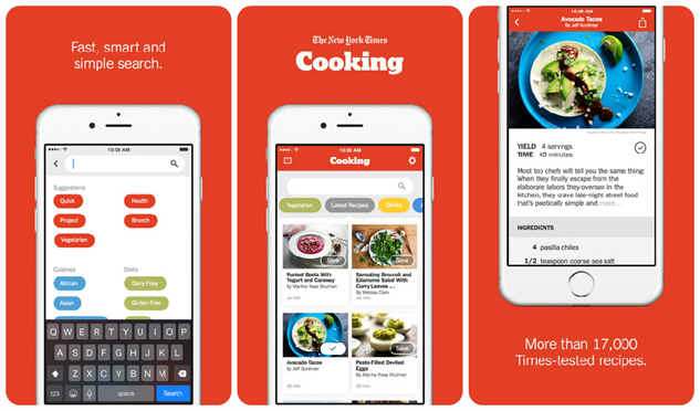 10 essential apps for cooking a great meal for iphone and ipad cooking apps nyt forumfinder Images