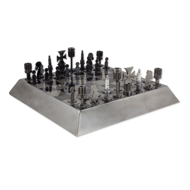 Cool Chess Sets for Nerding Out Design Galleries Paste