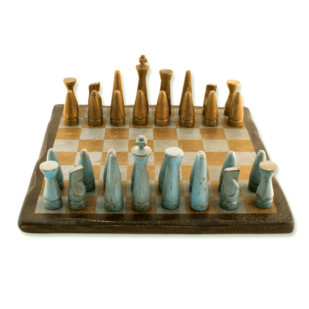 Charmant ... Cool Chess Sets Mexican