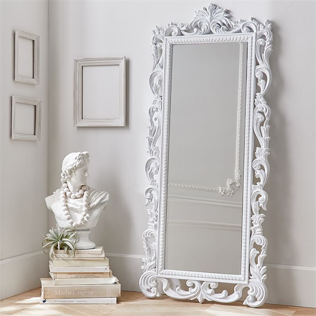 Floor Mirrors Beyond Your Og Dorm