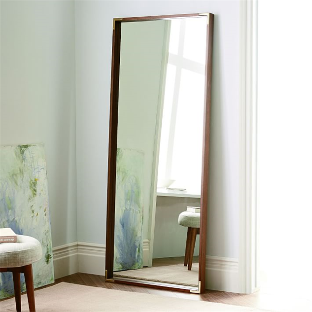 Floor Mirrors Beyond Your Og Dorm Version Style Home