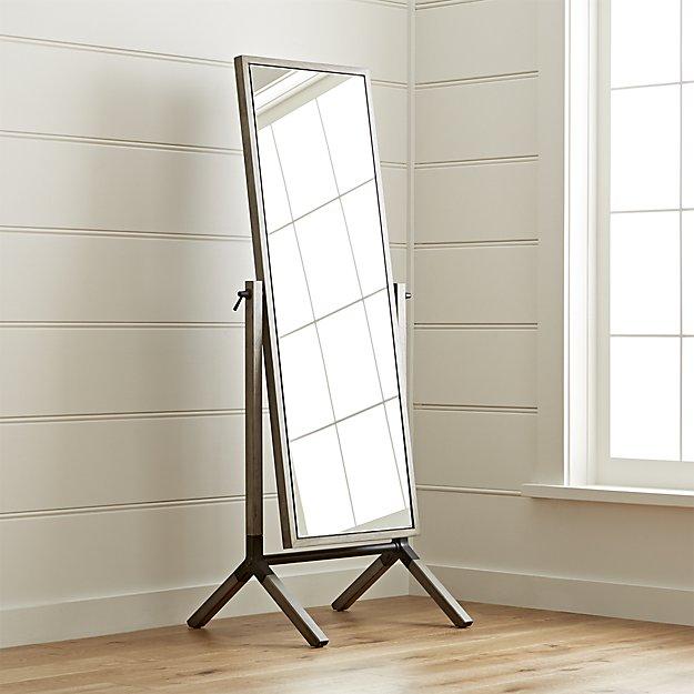 Floor Mirrors Beyond Your Og Dorm Version Style Home