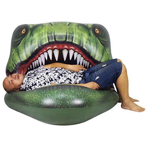 cool-novelty-pool-floats dino