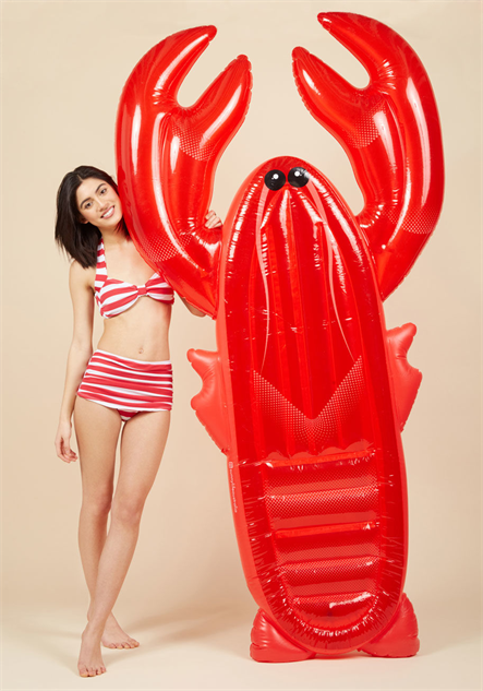 cool-novelty-pool-floats lobster