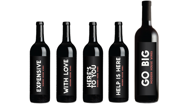 cool-wine-labels modern-house