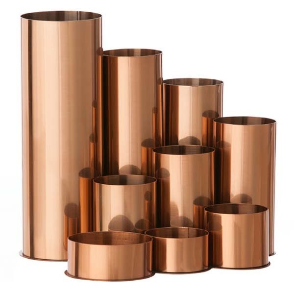30 Modern Copper Home Accessories Design Galleries Paste