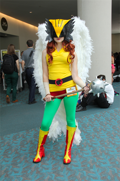 The Cosplay Of Comic Con International San Diego Books Galleries Paste