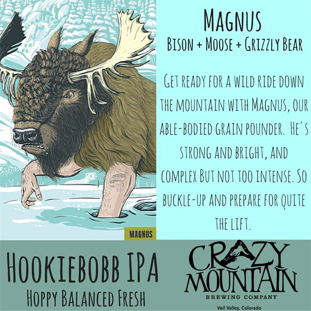 crazy-mountain magnus-label