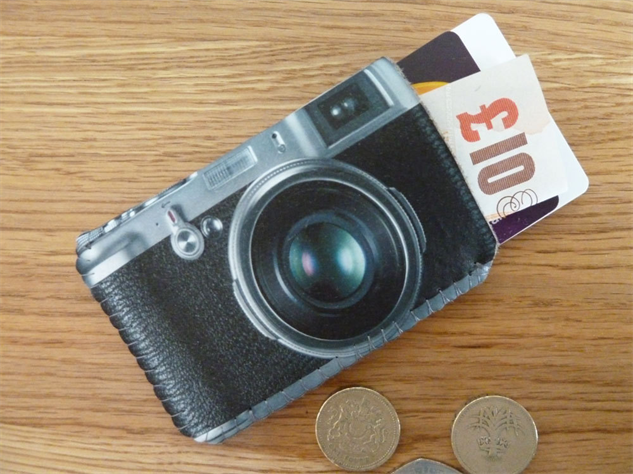 cute-business-card-holders camera