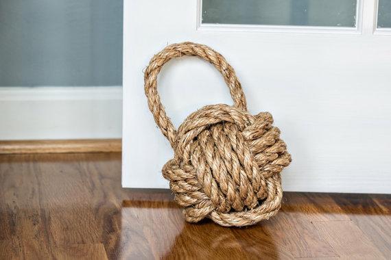 Gentil ... Cute Door Stops Rope