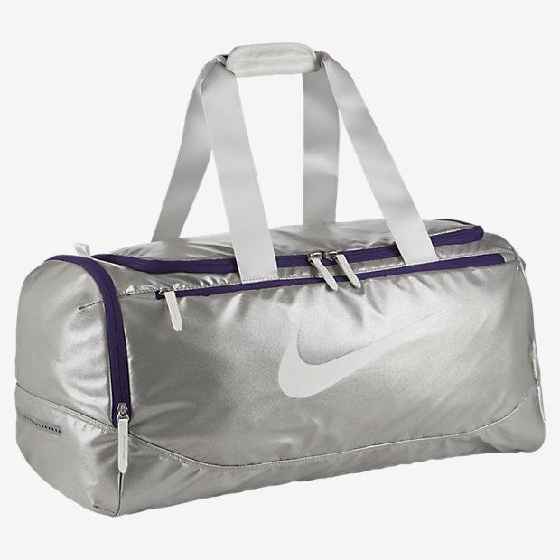 Cute Gym Bags Silver