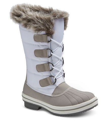Cute Snow Boots You Won't Mind Wearing :: Style :: Galleries :: Paste