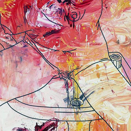 danaes-gs marcus-harvey-1993
