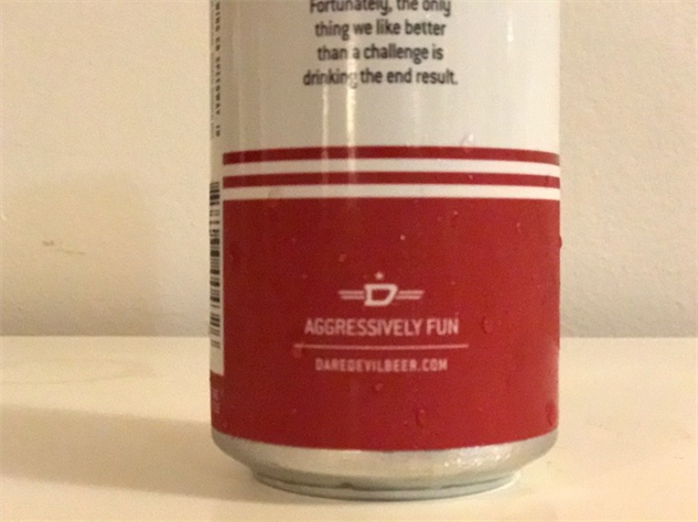 daredevil-beer slogan