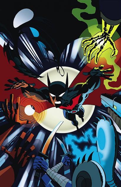 darwyncooke batman-beyond