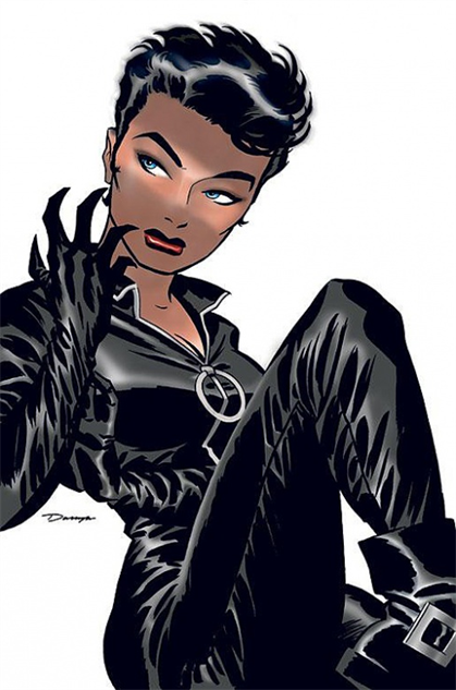 darwyncooke catwoman