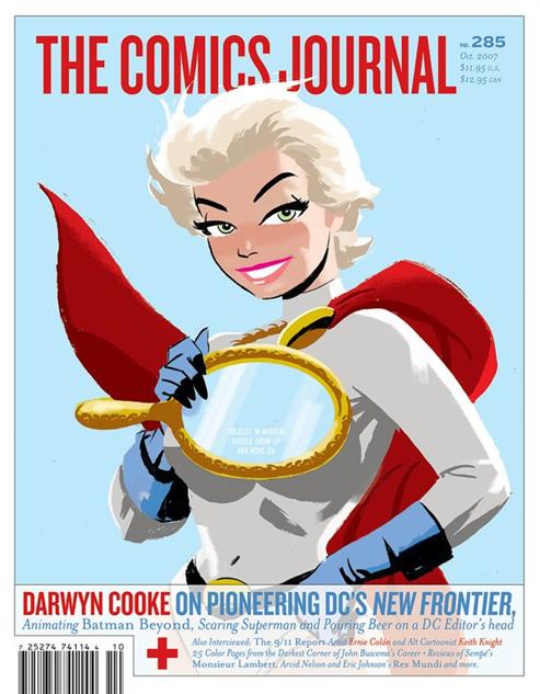 darwyncooke power-girl
