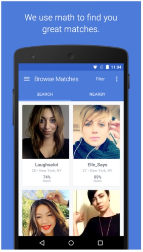 i want a free dating site okcupid Yvette caster, 33, from london, created two profiles on free online dating site, okcupid, using pictures of herself at different times of.
