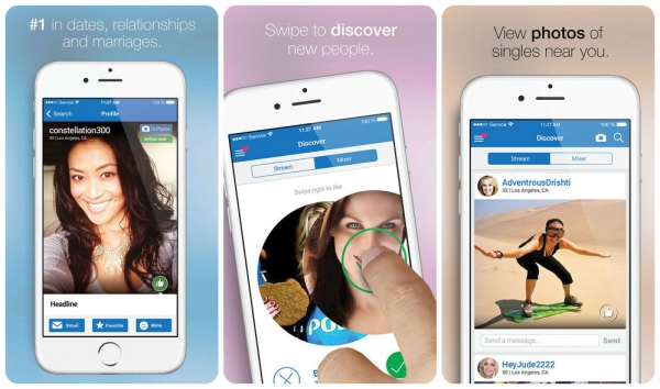 Δωρεάν dating στο iPhone