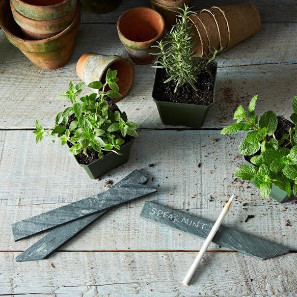 design-gardens slate-garden-markers-food52