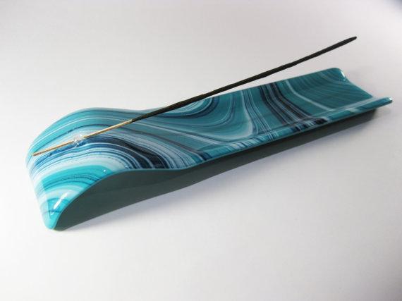 design-incense-burner teal