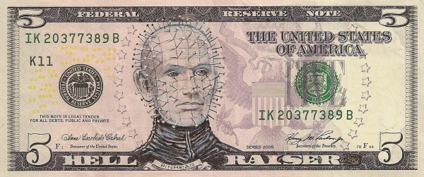dollar bill doodles turn us presidents into pop culture