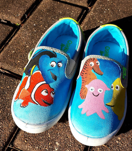 15 finding dory crafts on etsy movies galleries paste for Finding dory crafts for preschoolers