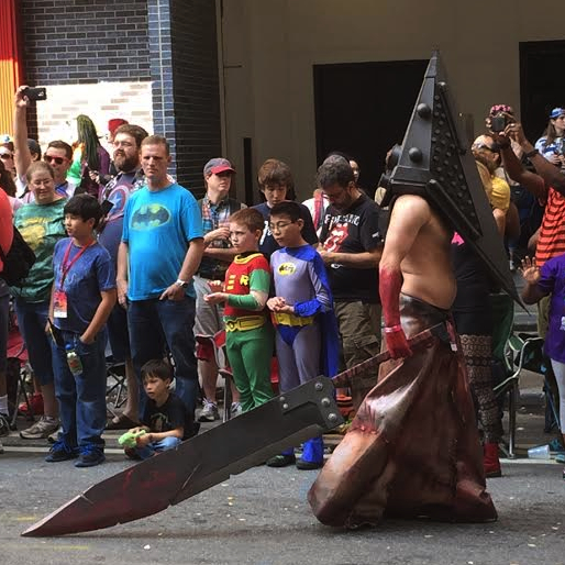 The Good Ride >> Our Favorite Costumes from the 2015 Dragon-Con Parade :: Geek :: Costumes :: Paste