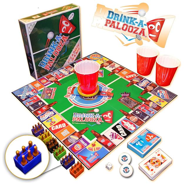 drinking-game-sets palooza