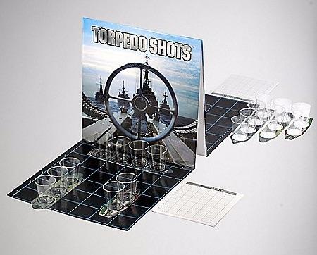 drinking-game-sets torpedo