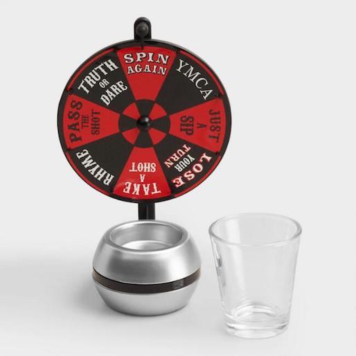 drinking-game-sets wheel