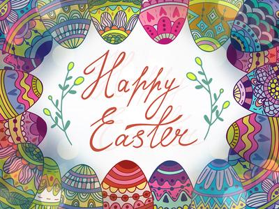 Olga Epikhina · Easter Eggs Marusha   Marushabelle Dot Ru