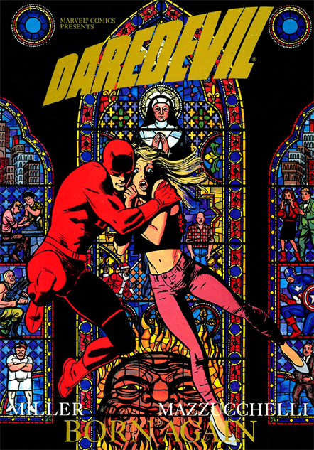 eastercomics daredevil-bornagain