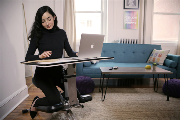 This Collapsible Desk Will Transform Your Productivity