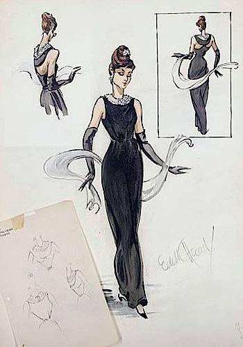 edith-head-designs 15a-edith-head-tiffanys-gown-sketch