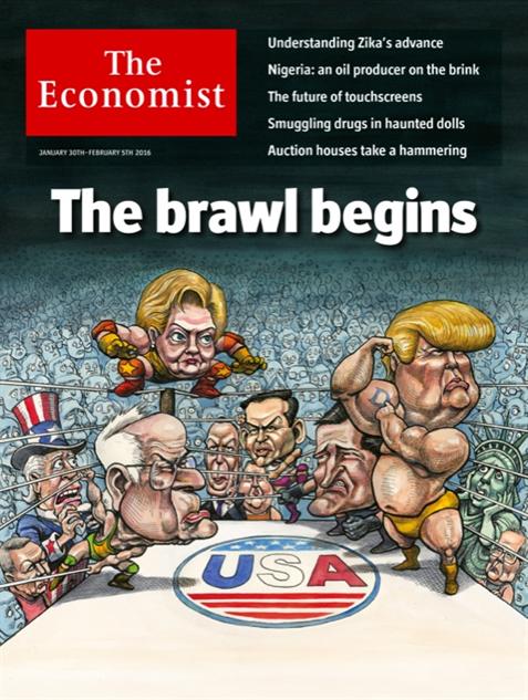 election-magazine-covers economist-brawl-begins