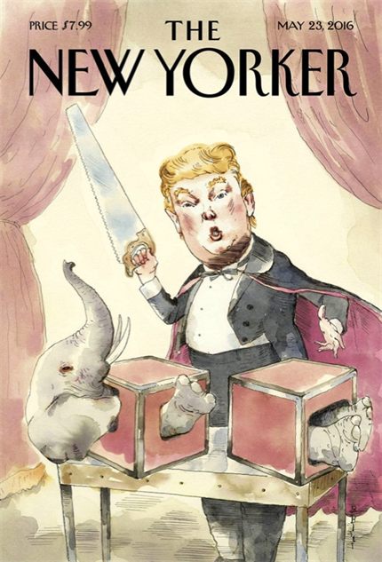 election-magazine-covers new-yorker-magic