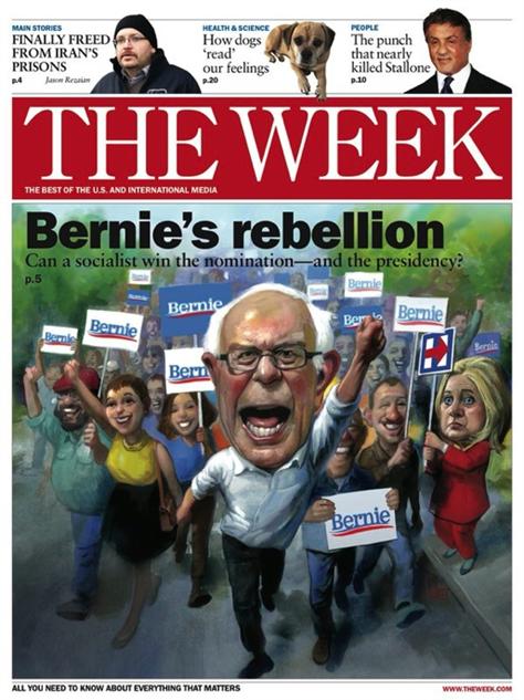 election-magazine-covers the-week-bernie