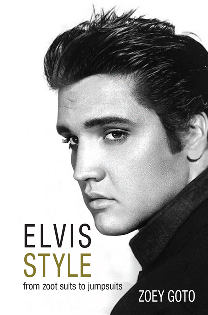 elvis hair style elvis style from zoot suits to jumpsuits explores the 4171