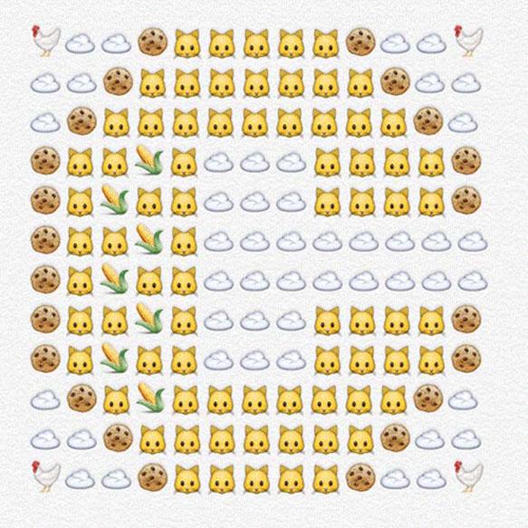 emoji-alphabet c
