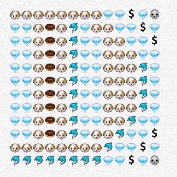 emoji-alphabet d