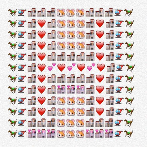 emoji-alphabet h