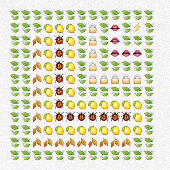 emoji-alphabet l
